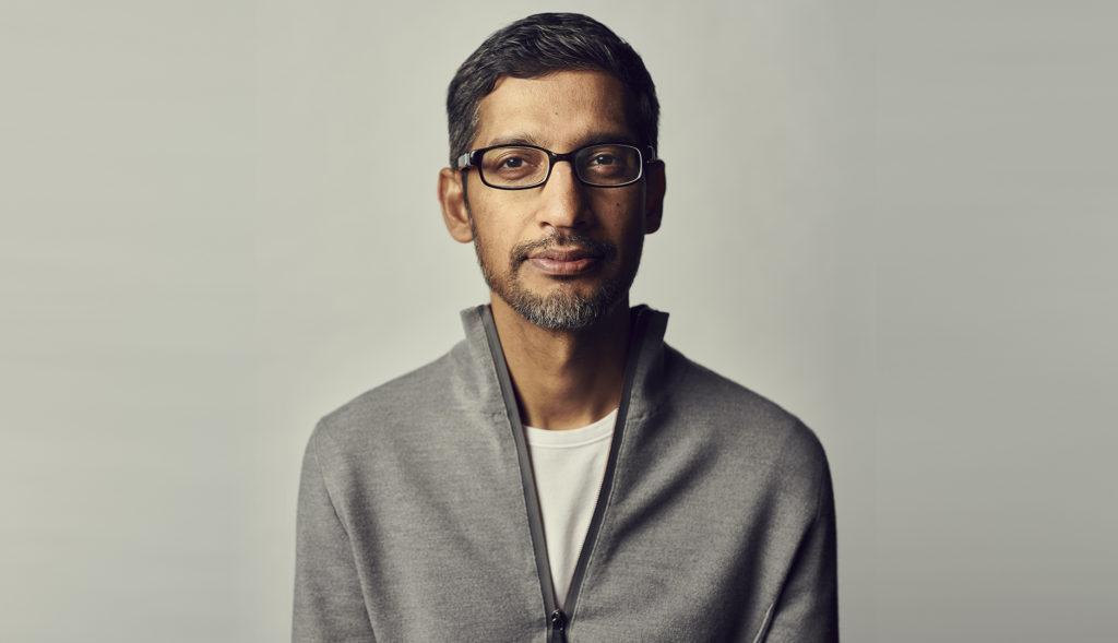 ساندر بيتشاي في منصب مدير جوجل