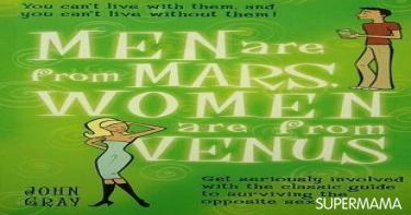الرجال من المريخ، النساء من الزهرة
