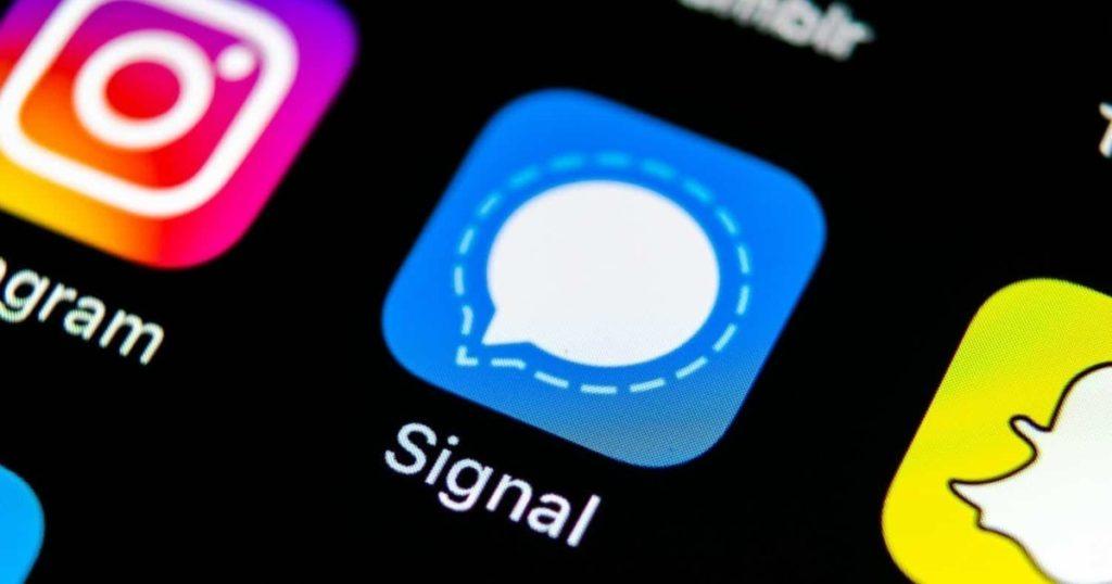 تطبيق سيجنال كحل لتفادي تحديث الواتساب