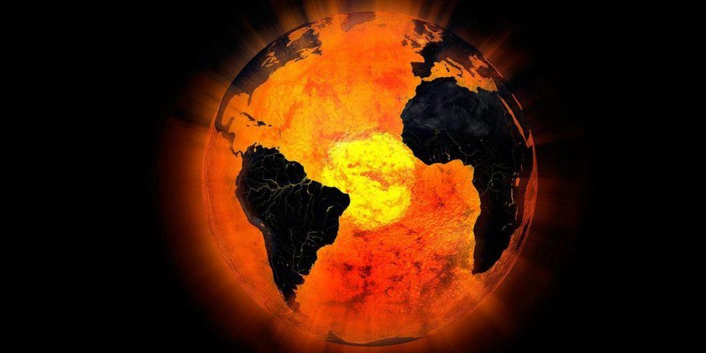 تمدد الكرة الارضية نظرية علمية قديمة