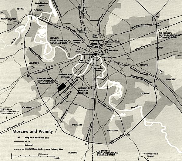 شبكة ميترو 2 على الخريطة