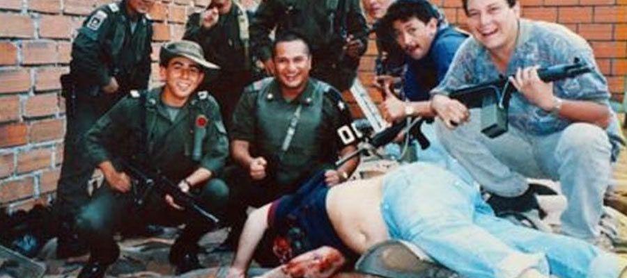 موت بابلو اسكوبار على يد الشرطة الأمريكية