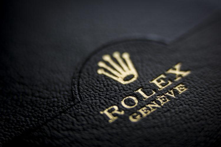 شعار ساعة رولكس