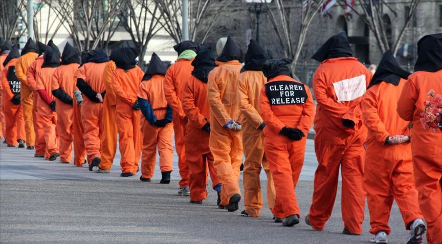 السجون في أمريكا