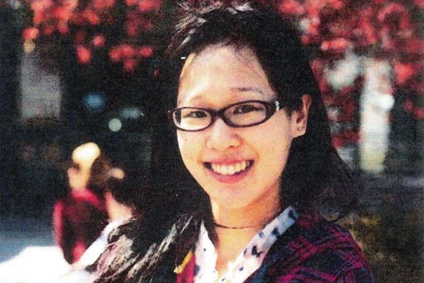 صورة قديمة للطالبة اليسا لام