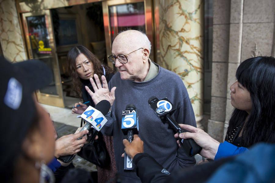 مقابلات صحفية اما الفندق الذي توفيت فيه اليسا لام