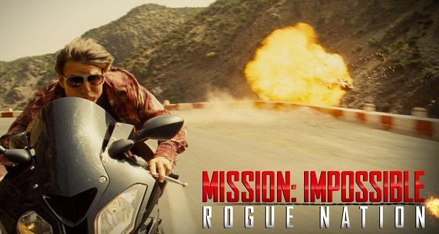"فيلم الاكشن والمطاردة  "" Mission: Impossible – Rogue Nation """