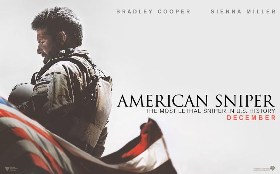 فيلم American Sniper القناص الامريكي