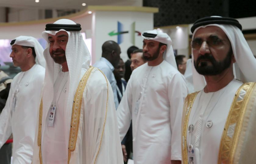 الامارات ستكون اول دولة عربية تشغل مفاعل نووي سلمي