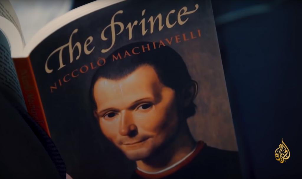 كتاب الامير ل نيكولو ميكيافيلي