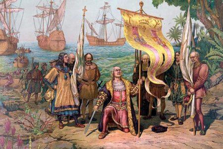 اكتشاف العرب ل أمريكا