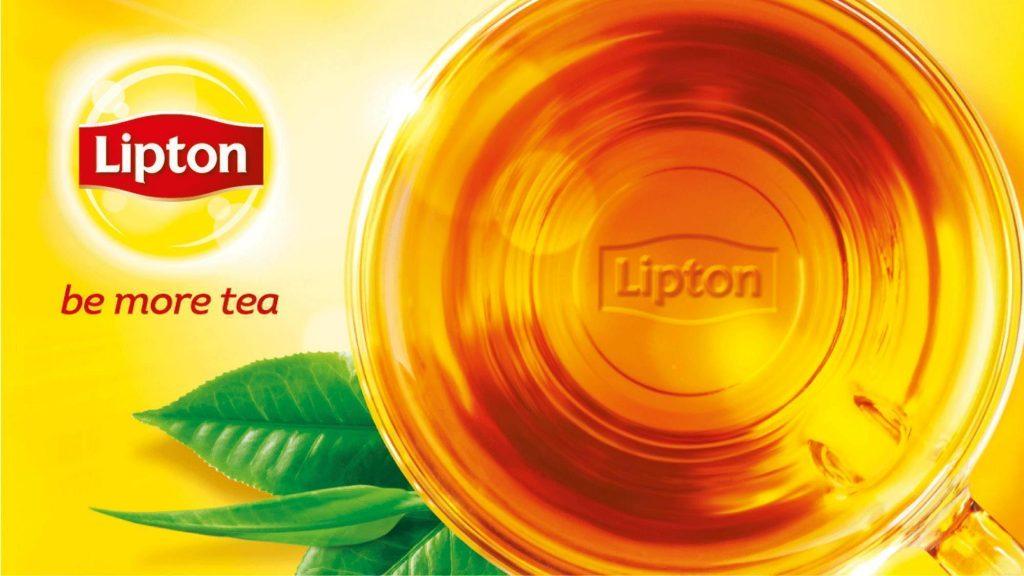 شعار شاي ليبتون