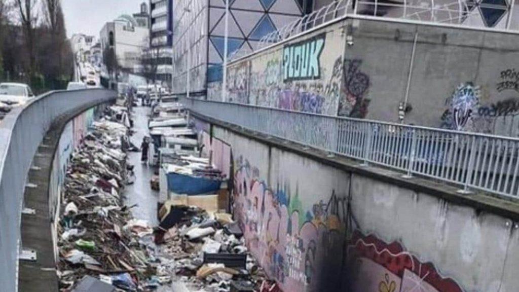 القذارة في باريس احد اهم مسببات متلازمة باريس