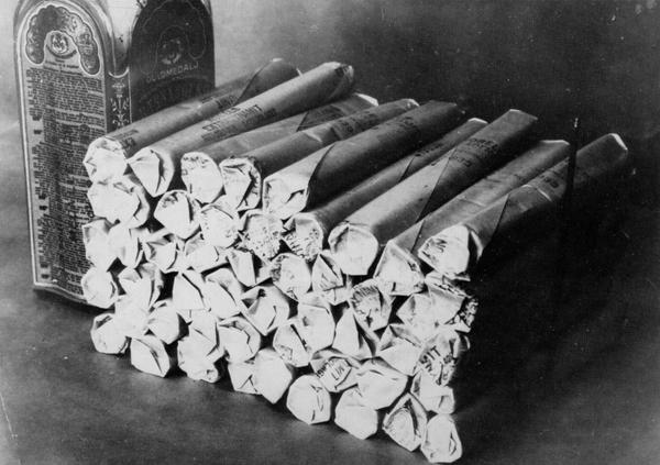 لم تكن نية الفريد نوبل باخترع الديناميت سوى لمساعدة عمال المناجم