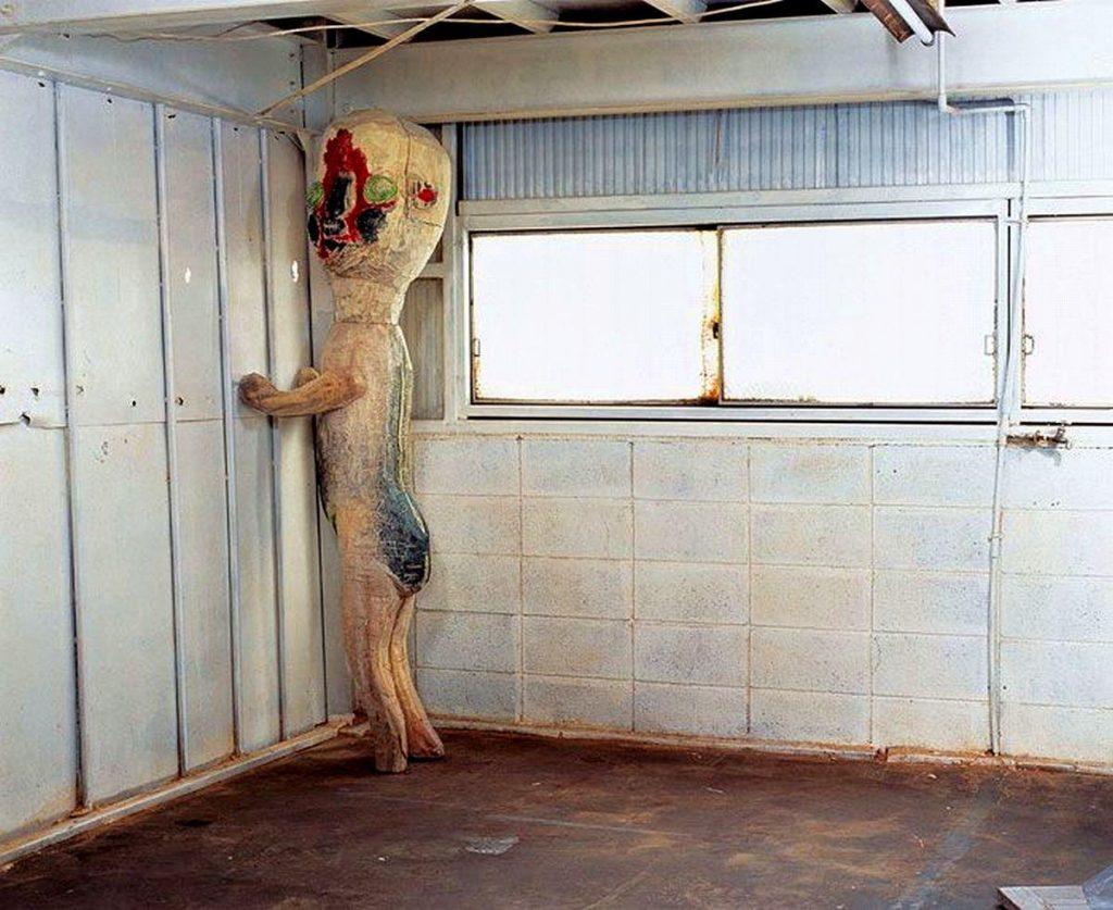 ( SCP-173) أشهر الكيانات ومخلوقات منظمة SCP
