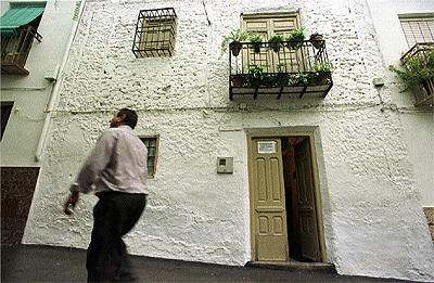 البيت المتواجد في قرطبة الاسبانية