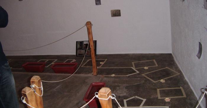 المكان الذي تم ايجاد فيه عينات من وجوه بيلميز