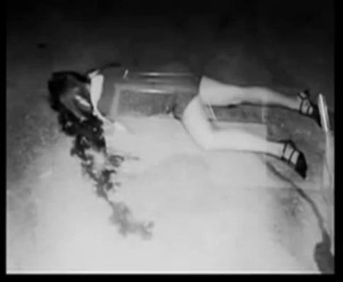 صورة لاحدى ضحايا الزودياك