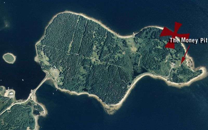 جزيرة البلوط