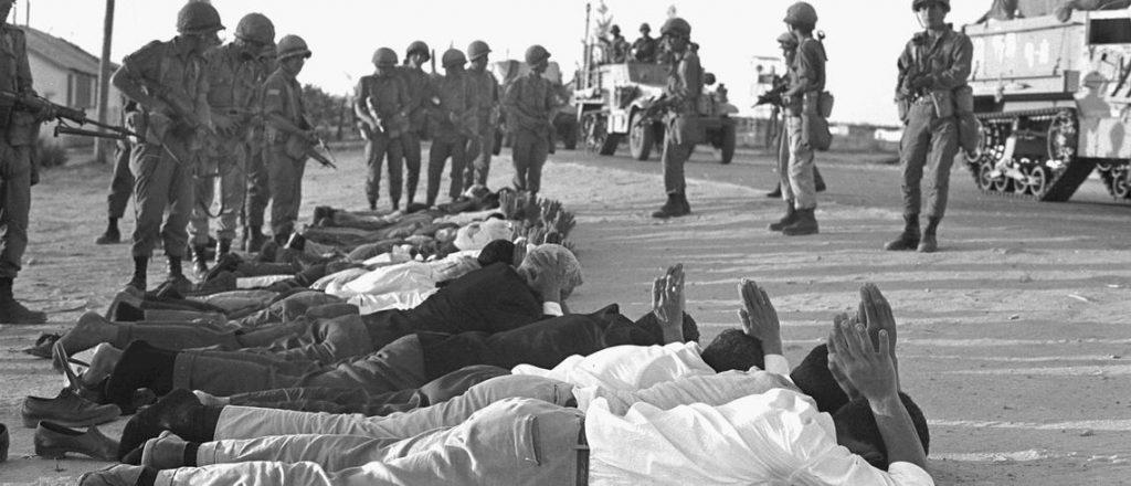 احتلال فلسطين لم اخف من احتلال هتلر لفرنسا