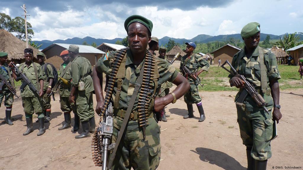 الفساد في الكونغو مازال مستمر لسنين طويلة