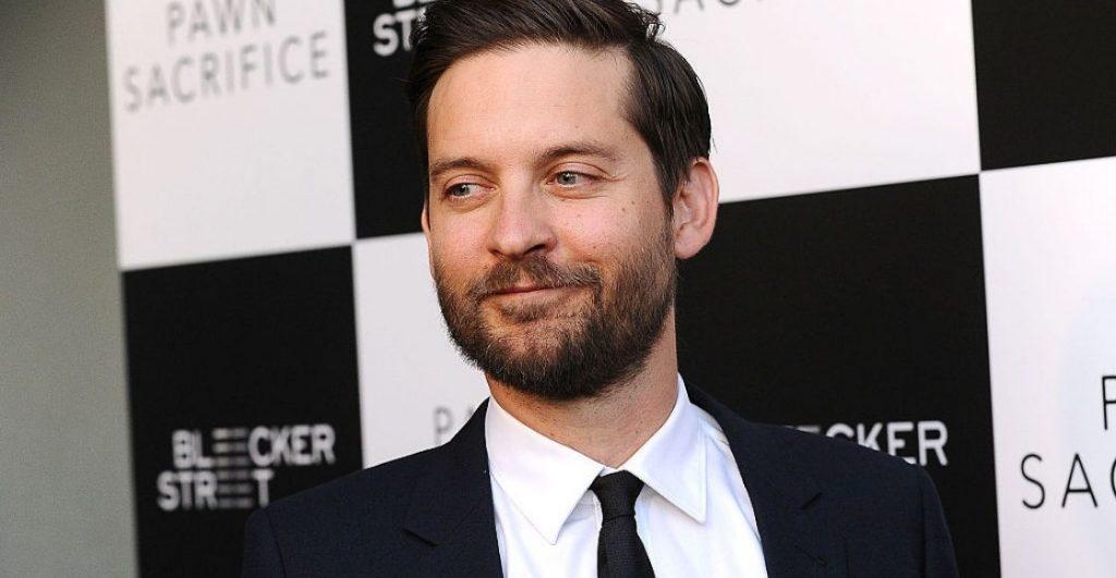 توبي ماجواير من الممثلين الذين نالوا شهرة عالمية بسبب فيلم سبايدرمان