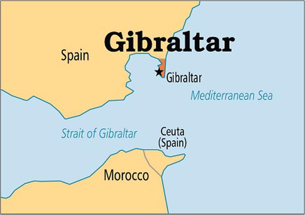 توجد مدينة النحاس بين اسبانيا والمغرب وبالتحديد مدينة تطوان المغربية
