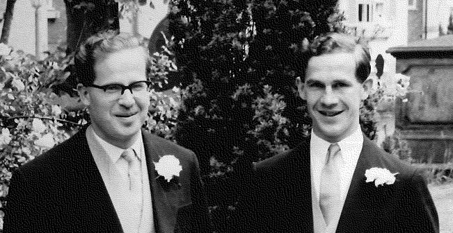 العالمان المؤسسان ل حدسية بيرخ – داير