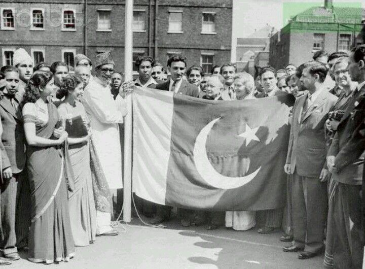 عمت احتفالات عارمة في باكستان بعد الاستقلال