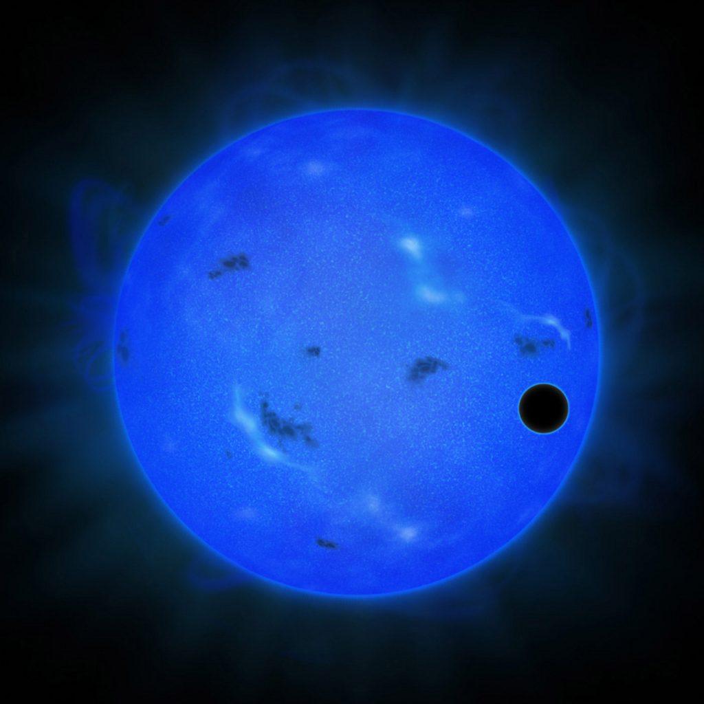 بحار هذا الكوكب ستكون بعمق 13000 كيلومتر