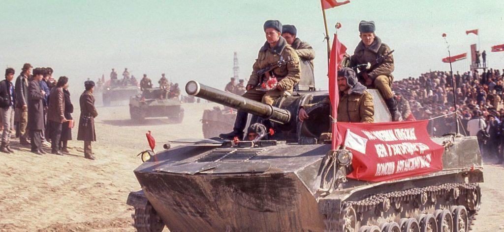 الغزو السوفياتي لافغانستان كان نعمة على البرنامج النووي الباكستاني