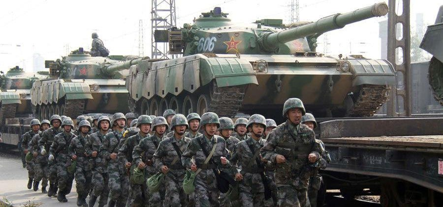 الجيش التايواني يعتبر من اقوى الجيوش في اسيا ومرتبته في 13 عالميا