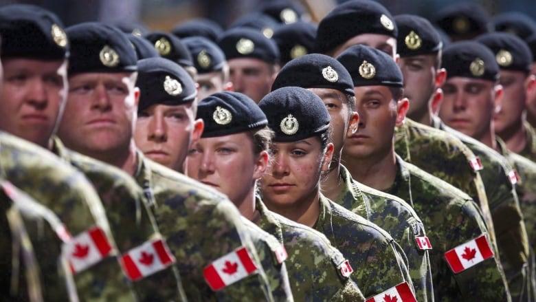 كندا دولة مازالت تحت التاج البريطاني ومركزها في 20 كاقوى جيش في العالم
