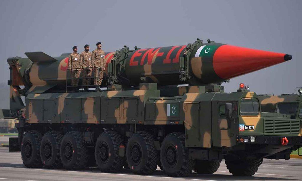 يعتبر الجيش  الباكستان من اقوى جيوش العالم , وأيضا ثالث أقوى دولة نووية