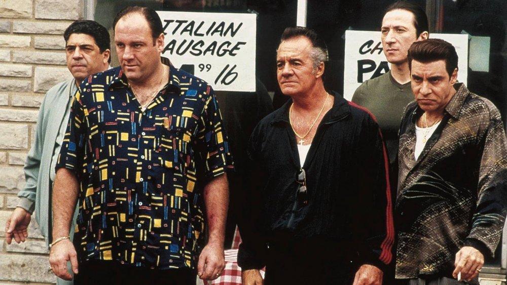 مسلسل آل سوبرانو (The Sopranos) هو الذي سبب شهرة أتش بي أو
